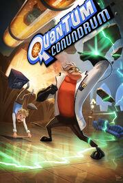 Quantum conundrum poster