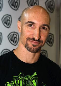 Scott Menville WB Comic Con International 2014