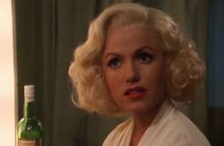 Susan Griffiths as Marilyn Monroe