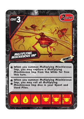 PROMO Mischevious Imp-Quarmaggedon Cards2