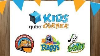 Qubo Kids Corner Promos and Bumpers