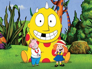 Maggie And The Ferocious Beast The Official Qubo Wiki Fandom