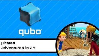 Qubo Episodes Pirates Adventures in Art