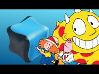 Qubo Episodes Maggie and the Ferocious Beast