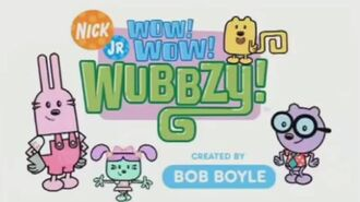 SNEAK PEAK Wow Wow Wubbzy Coming to Qubo ION NETWORKS