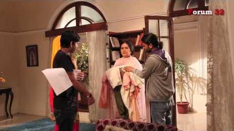 Qubool Hai BTS Vidya Sinha and Alka Kaushal