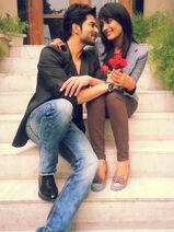 Raqesh and Surbhi as ASYA