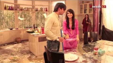 Qubool Hai - BTS - The Kitchen Clean Up!