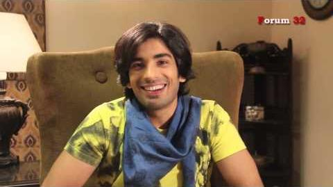 Qubool Hai - Mohit Sehgal Interview with Forum 32 - His Entry as Haider!