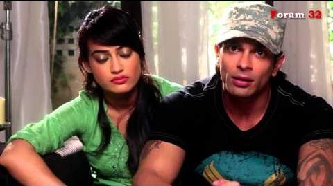 Qubool Hai Karan and Subhi talk about their fans