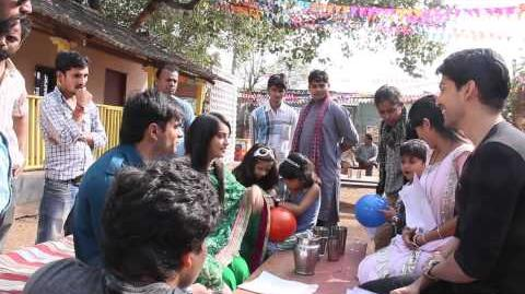 Making of Qubool Hai and Punar Vivaah Mahasangam