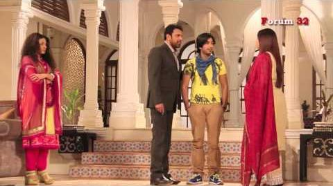 Qubool Hai - BTS - Mohit Sehgal enters Siddiqui Mansion!