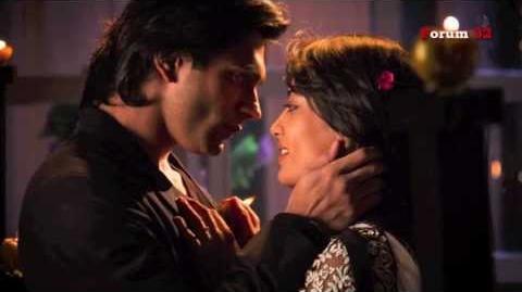 Qubool Hai - The Romantic Dream Sequence!