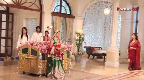 Qubool Hai Tanveer Enters Siddiqui Mansion BTS