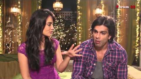 Karan Singh Grover and Surbhi Jyoti - Forum 32 Interview - Teaser!