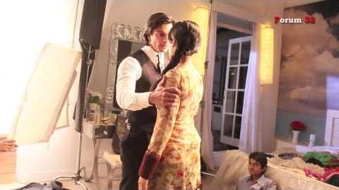 Qubool Hai - BTS - Messed Up Room! Zoya Back to Her Old Habits!