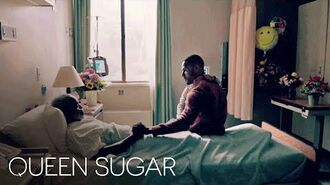 3 Generations of Bordelon Men Share a Quiet Moment of Love Queen Sugar Oprah Winfrey Network