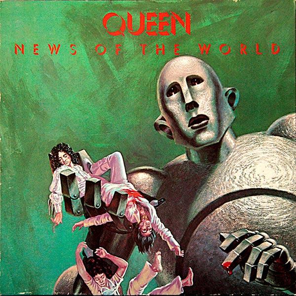 News Of The World | Queenpedia | Fandom