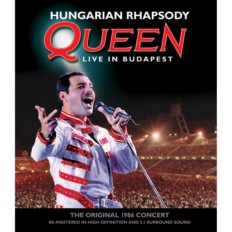 Hungarian Rhapsody: Queen Live in Budapest '86   Queen Info