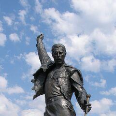 Pomnik w Montreux