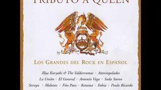 3) Tributo a Queen- Somos Campéones (La Unión)