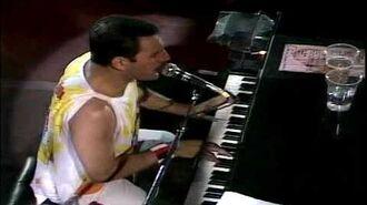 Queen - Bohemian Rhapsody (Live At Wembley Stadium, Saturday 12 July 1986)