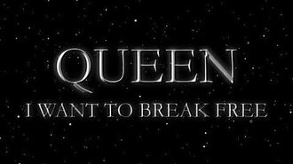 Queen - I Want to Break Free (Official Lyric Video)