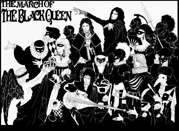 Queen Fan Art
