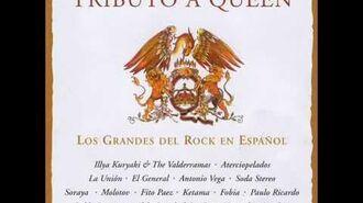 1-Tributo a Queen -Otro Muerde el Polvo (Illya Kuryaki & The Valderramas)