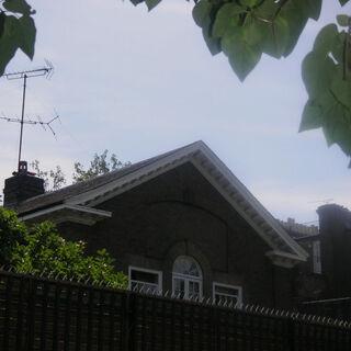 Dawny dom w Kensington