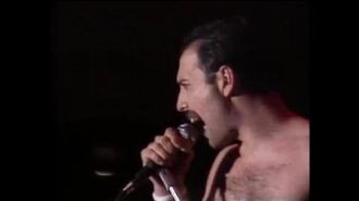 Queen - Another One Bites The Dust - Live in Japan 1985