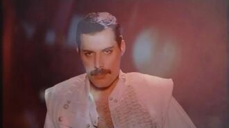Queen - Let Me In Your Heart Again (William Orbit Mix) Coca-Cola (RED) Mix Archive Video