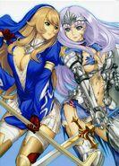 Shigi and Annelotte