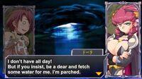 Queen's Gate Spiral Chaos Freetalks Translation- Dora (1 of 2)