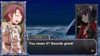 Queen's Gate Spiral Chaos Freetalks Translation- Aryutta (2 of 2) (+kiss scene)