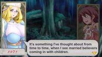 Queen's Blade Spiral Chaos Freetalks Translation Melpha (2 of 2)