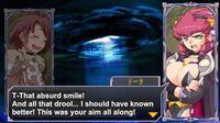 Queen's Gate Spiral Chaos Freetalks Translation- Dora (2 of 2) (+kiss scene)