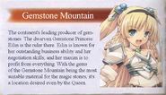 Gemstone Mountain Summary