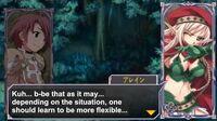 Queen's Gate Spiral Chaos Freetalks Translation Alleyne (2 of 2) ( kiss scene)
