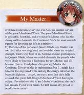 Airi Mistress Summary