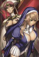 Claudette and Shigi