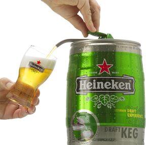 Heineken DraughtKeg2