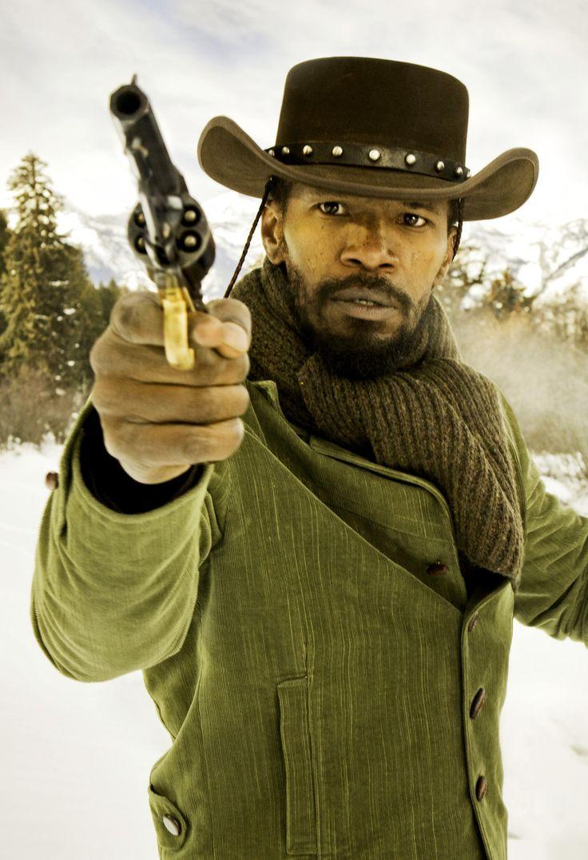 Quentin Tarantino Django