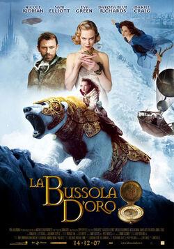 La bussola d'oro film poster