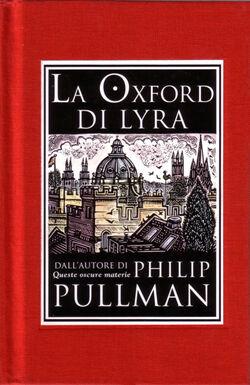 La Oxford di Lyra copertina