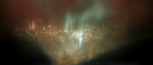 Città nell'Aurora