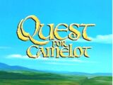 Quest for Camelot,Film