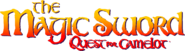 THE MAGIC SWORD QUEST FOR CAMELOT LOGO