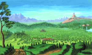 QfG1VGA Valley Overlook
