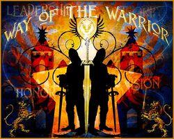 Poster waysofwarrior